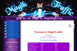 Magik Traffic AutoSurf!